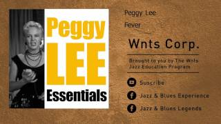 Watch Peggy Lee Fever video