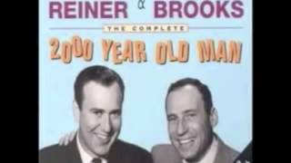 Mel Brooks - 2000 Year Old Man