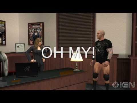 Smackdown Vs Raw 2011 Stephanie McMahon Screenshot thumbnail