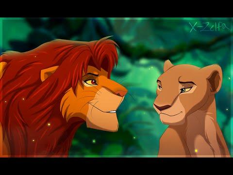 Нала и Симба - эта любовь нас завоевала.