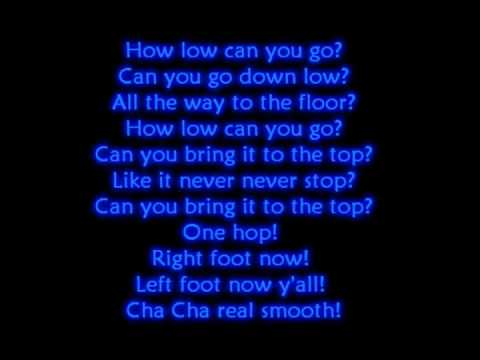 Cha Cha Slide lyrics
