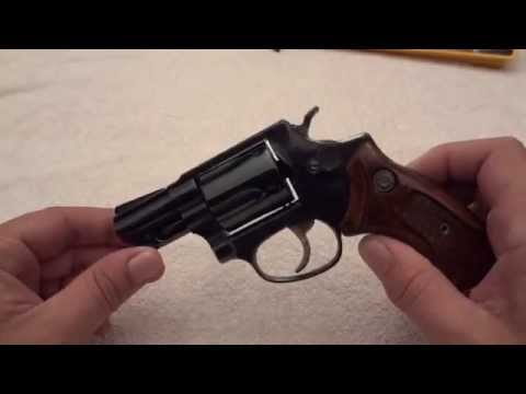 Taurus Model 85 .38 Special Review
