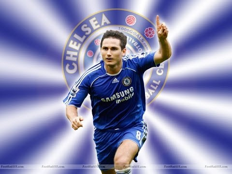 Frank Lampard's 211 Goals For Chelsea