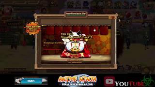 Anime Ninja/Ninja World (Growth Plan) 160k Gold