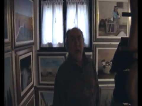 Roberto Rossi, pittore Garfagnino Naif dalla Toscana alle Dolomiti, passando per la Svizzera,Ginevra