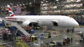 Boeing 787 Dreamliner được lắp ráp thế nào?