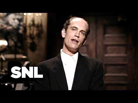 John Malkovich Monologue: Family - Saturday Night Live