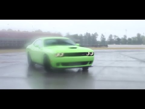 Matt Farah Drives the Dodge Challenger SRT Hellcat