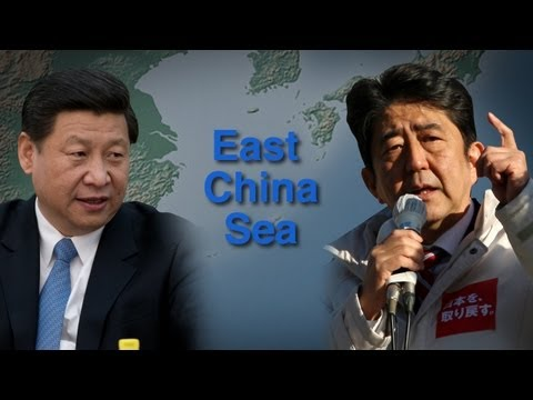 Japan's New PM and China Islands Dispute