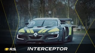 Renault Sport R.S. 01 INTERCEPTOR: a new rapid intervention force
