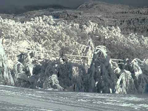 2011年1月3日am9:00野沢温泉スキー場やまびこAコース