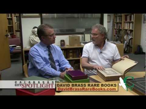 Calabasas City Spotlight - David Brass Rare Books