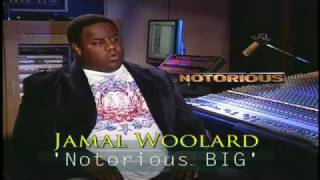 Jamal 'Gravy' Woolard has B.I.G. shoes to fill in the new movie Notorious
