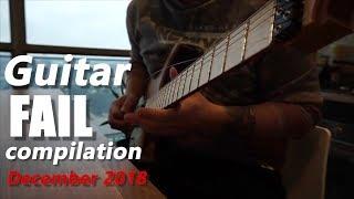 Guitar FAIL compilation December 2018 | RockStar FAIL