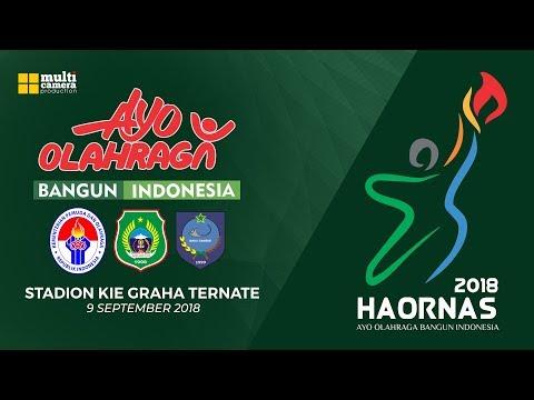 download lagu Pembukaan Hari Olahraga Nasional 2018 Ternate Tari Soya-Soya  TIMUR INDONESIA BERJAYA gratis