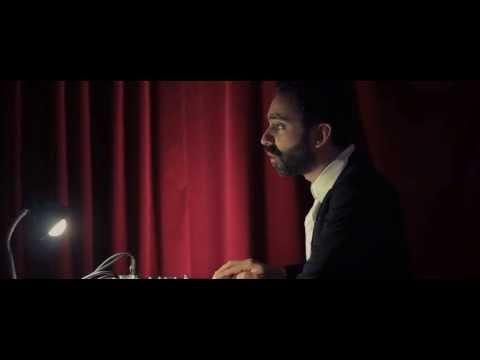 Nicola Calore nel videoclip