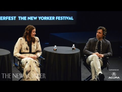 Greta Gerwig and Noah Baumbach (Full)