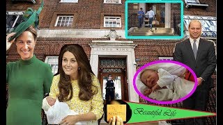 Kate collapses when she discovers the baby that Pippa was born to is Prince William's son