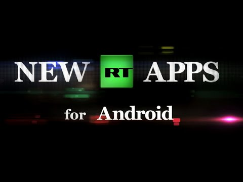 RT News (Russia Today) APK Cover