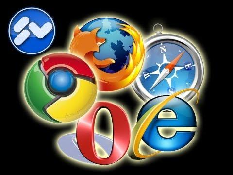 Browser Benchmark Zeit