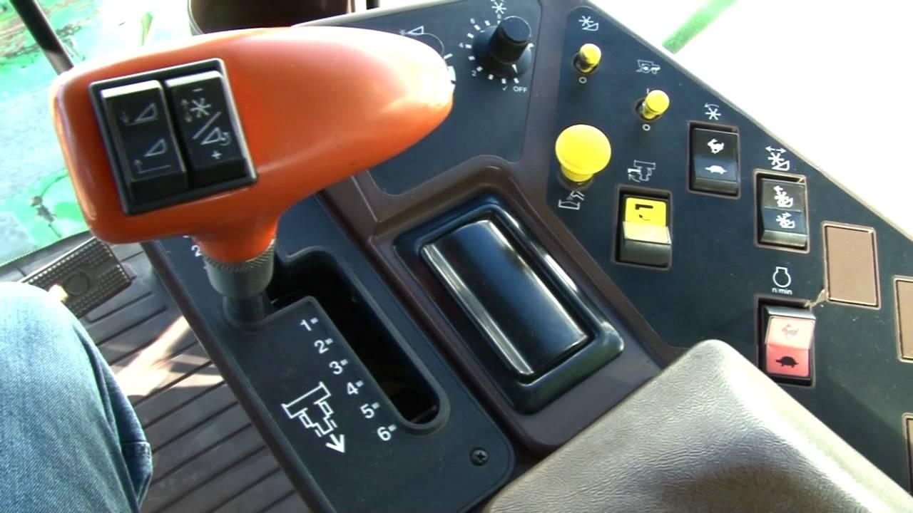 John Deere 9600  2700 Sep  Hopper Ext  Y U0026m Sensors Combine