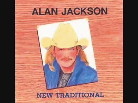 Alan Jackson - They Call Me A Playboy