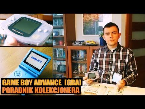 GameBoy Advance [GBA] - Poradnik Kolekcjonera - Który Model Konsoli Najlepszy, Polecane Gry