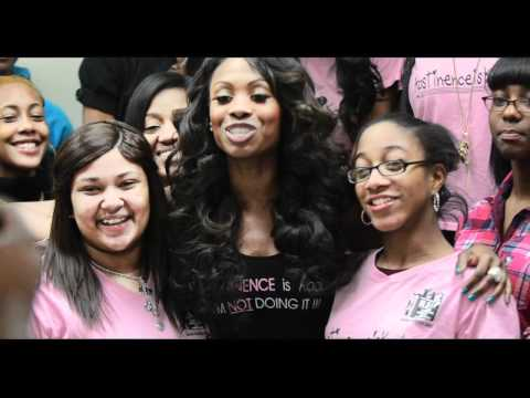 ABSTINENCE IS KOOL MESSAGE TO FRAYSER HIGH SCHOOL