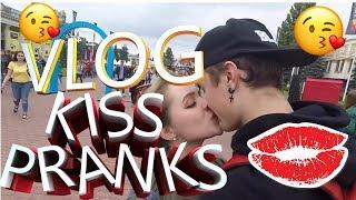 Kissing Prank 2019   НЕ ПОДСТАВА   КАК НА САМОМУ ДЕЛЕ ПОЦЕЛОВАТЬ ДЕВУШКУ??