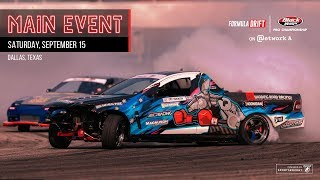 Formula Drift Texas 2018: Main Event Commercial Free