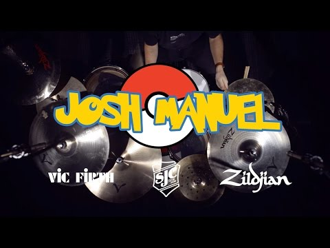Pokémon Theme Song | SJC Pokéball Drum Kit