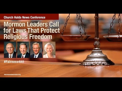 Religious Freedom and Nondiscrimination News Conference