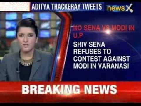 Shiv Sena refuses to contest against Narendra Modi in Varanasi
