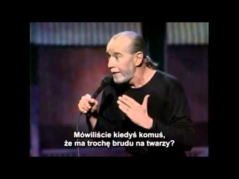 George Carlin - Podobieństwa [napisy PL]