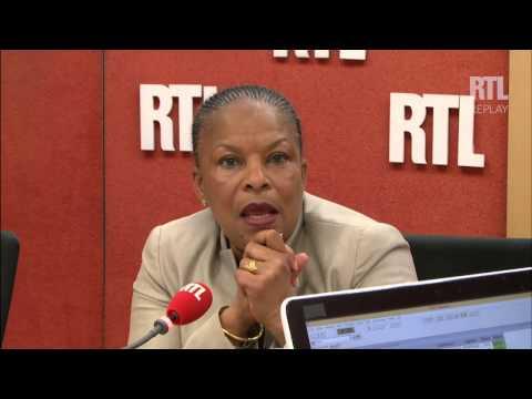 Christiane Taubira Invité 18h20 du 27.04.2015