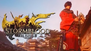 Final Fantasy XIV: Stormblood - Official Cinematic Samurai Announcement Trailer