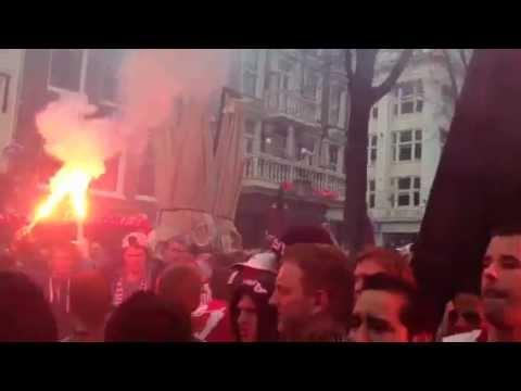 Twente-Ajax 1-2 officieus kampioen 2011-2012 @leidseplein
