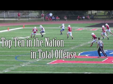 Illinois College 2013 Football Highlights