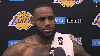 LeBron James SHUTS UP Lakers Fans Who Want Him To Earn Their Respect!