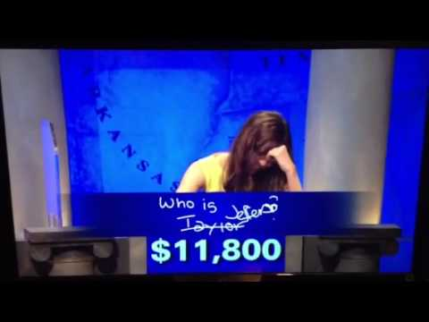 Best Final Jeopardy ever! Music Videos