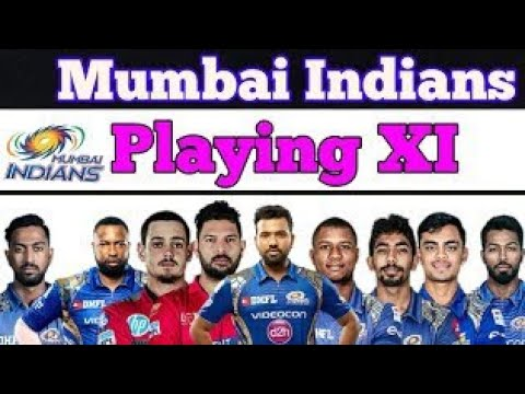 "IPL 2019 - Mumbai Indians final playing 11 II"" ASP REMAKING SONGS""II"