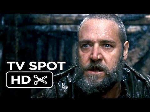 Noah TV SPOT - Full of Grit (2014) - Russel Crowe, Emma Watson Movie HD