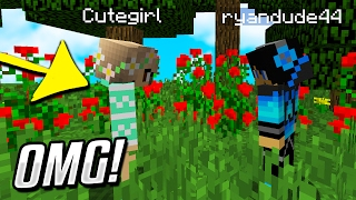 TROLLING BOYFRIEND & GIRLFRIEND In Minecraft - Minecraft Trolling