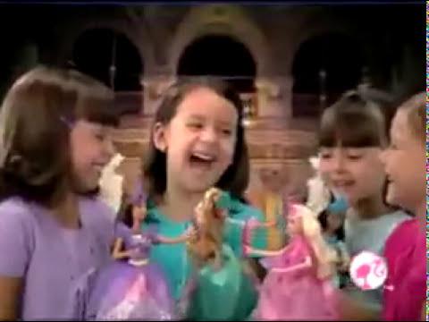 2009 º 2do Barbie y las tres mosqueteras segundo comercial ESP LATINO