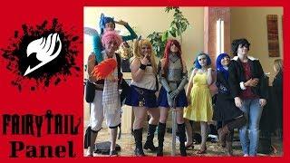 Fairy Tail Mayhem Panel   Anime Banzai 2018