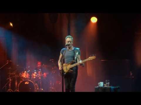 One Fine Day - Sting - Monterrey 2017