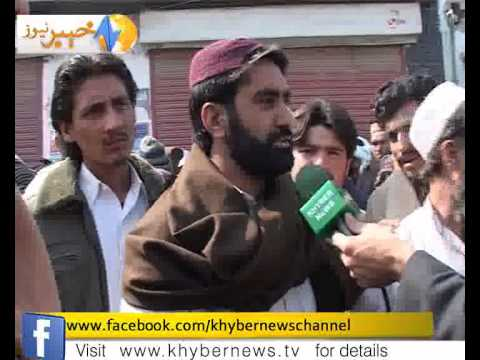 IDPs protest and facing defferent problem report by naseer azam mehsud dera ismail khan_(new)