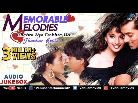 MEMORABLE MELODIES - JHANKAR BEATS | Chehra Kya Dekhte Ho - Bollywood Evergreen Melodies | JUKEBOX