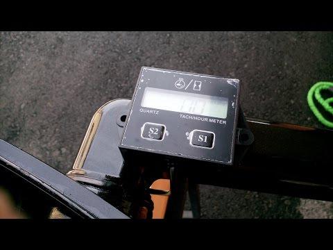 тахометр для мотора tohatsu