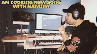 Armaan Malik Cooking New Song With Natania    2018